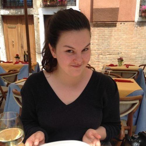 Canadian Nanny Provider Sydney Dibenedetto's Profile Picture