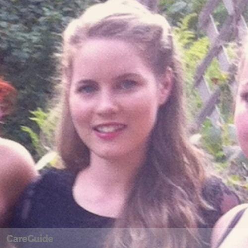 Canadian Nanny Provider Dominique Cheshire's Profile Picture