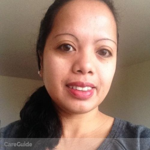 Canadian Nanny Provider Emely Servanez's Profile Picture