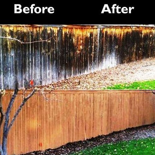 Painter Provider FenceMakeover 30% Discount Gallery Image 2