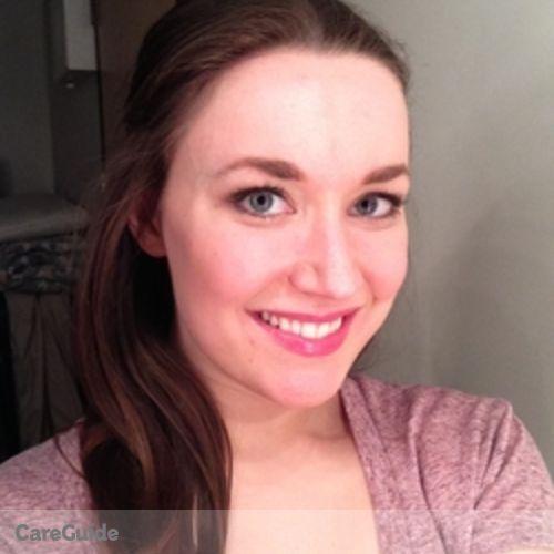 Canadian Nanny Provider Jacqueline Block's Profile Picture