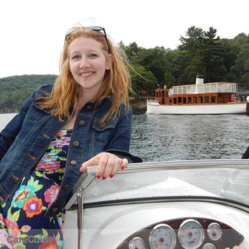 Canadian Nanny Provider Sarah L's Profile Picture