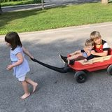 Looking for a great, experienced nanny to watch three children (ages 1, 4, 7) full-time!