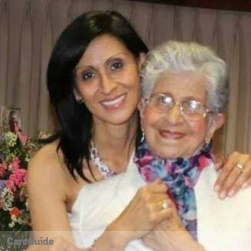 Canadian Nanny Provider Carmen Bernal's Profile Picture