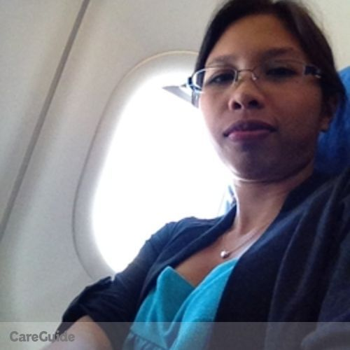 Canadian Nanny Provider Inna Burlaos's Profile Picture