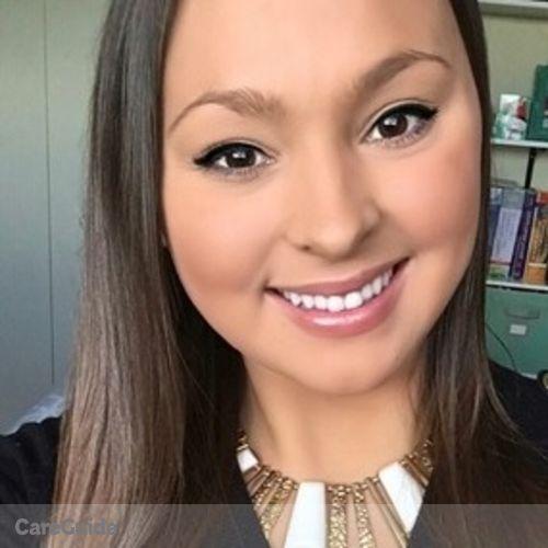 Canadian Nanny Provider Jessi Svajda's Profile Picture