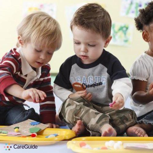 Child Care Provider Emma Anderson's Profile Picture