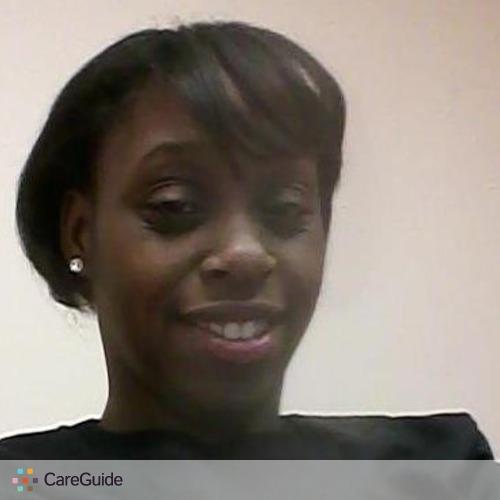 Child Care Provider Tiawana J's Profile Picture