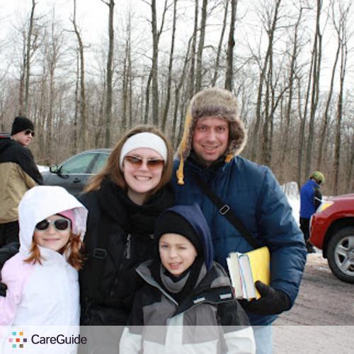 Child Care Job James Morgan's Profile Picture