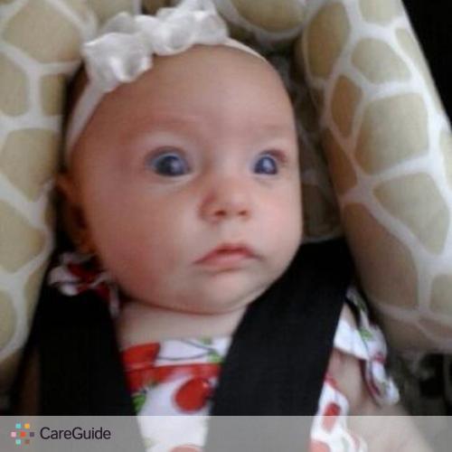 Child Care Job nikole Bailey's Profile Picture