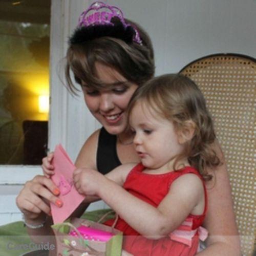 Canadian Nanny Provider Charlotte Z's Profile Picture