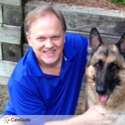 Pet Care Provider Brian Gray's Profile Picture