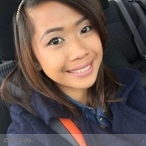 Canadian Nanny Provider Danielle Sabijon's Profile Picture