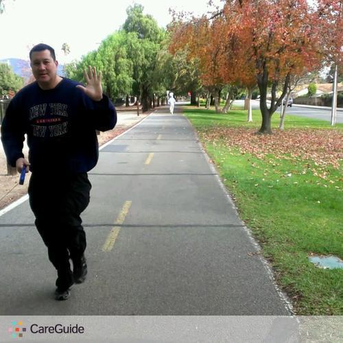 Pet Care Provider Jeff Deguzman's Profile Picture