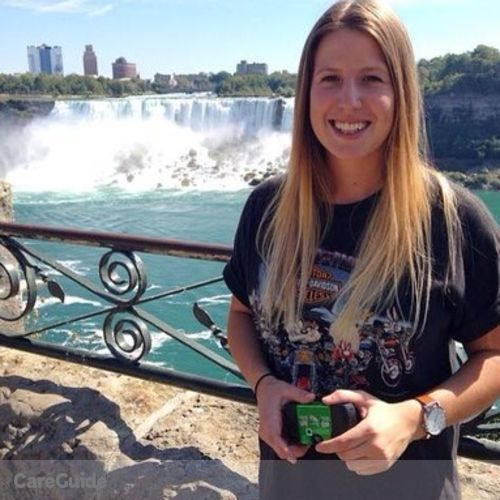 Canadian Nanny Provider Georgie Gray's Profile Picture