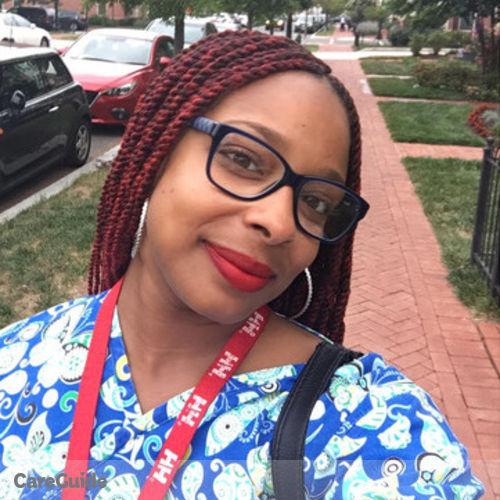Housekeeper Provider Nakia Sullivan's Profile Picture