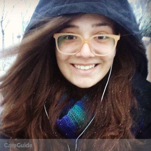 Canadian Nanny Provider Maria Pecchio's Profile Picture