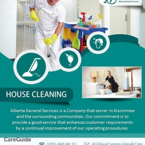 Housekeeper Provider Ags Four Corners's Profile Picture