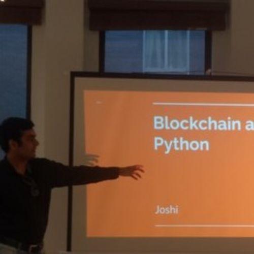 Tutor Provider Python SQL VBA Class Bootcamp S's Profile Picture