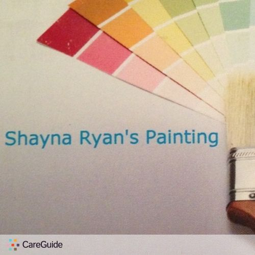 Painter Provider Shayna Ryan's Profile Picture