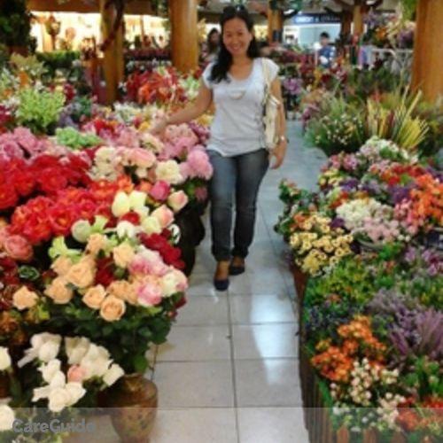 Canadian Nanny Provider Angela Luz Arma's Profile Picture