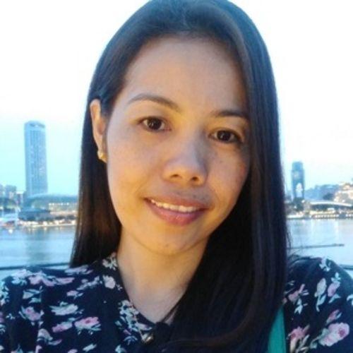 Canadian Nanny Provider Ana Liza P's Profile Picture