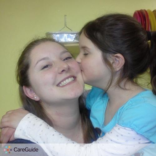 Child Care Provider Ainsley Jones's Profile Picture