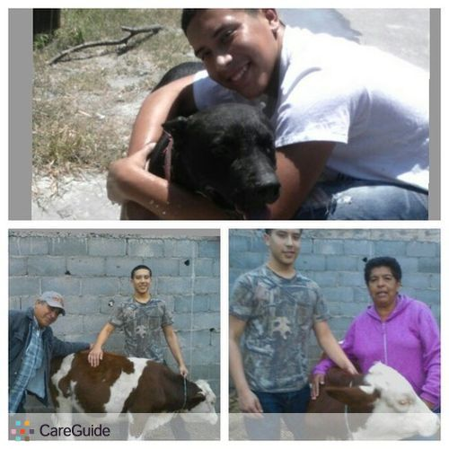 Pet Care Provider Erick Ramirez's Profile Picture