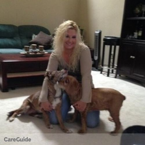 Pet Care Provider Lindsey Kaemerer's Profile Picture