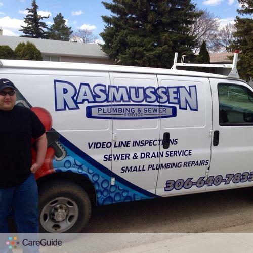 Plumber Provider Derek Rasmussen's Profile Picture