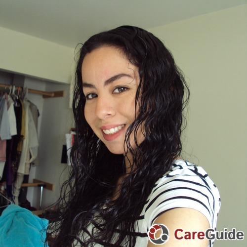 Child Care Provider Andrea Mieles's Profile Picture