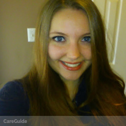 Canadian Nanny Provider Megan Bennett's Profile Picture