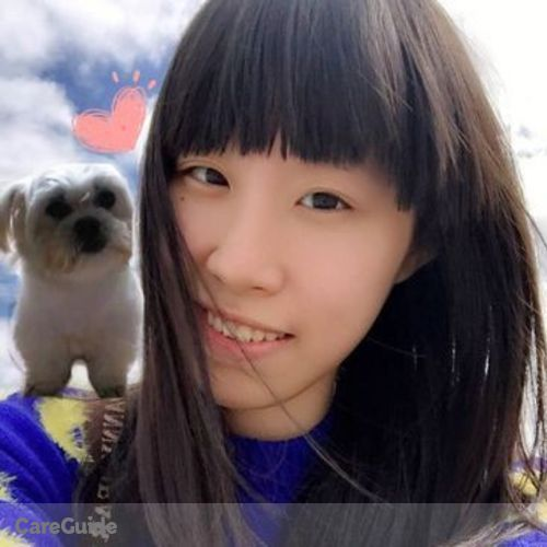 Pet Care Provider Zhouzhe Zhang's Profile Picture