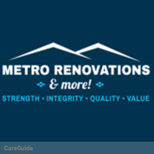 Renovator Provider Metro Renovations & M's Profile Picture