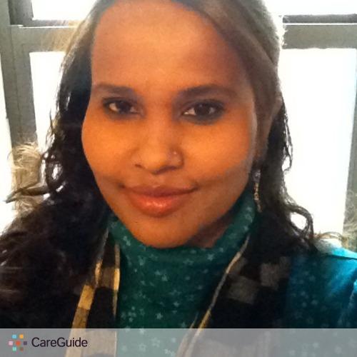 Child Care Provider Sadia Anjum's Profile Picture