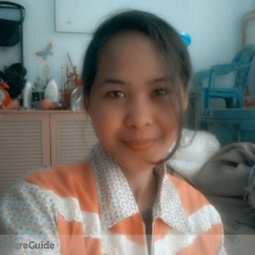 Canadian Nanny Provider Esmeralda Toquib's Profile Picture