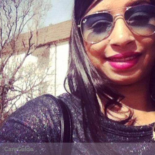 Canadian Nanny Provider Dyvine Silva's Profile Picture