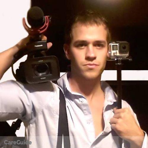 Videographer Provider Daniel Harris's Profile Picture