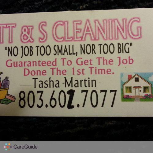 Housekeeper Provider Tasha Martin's Profile Picture