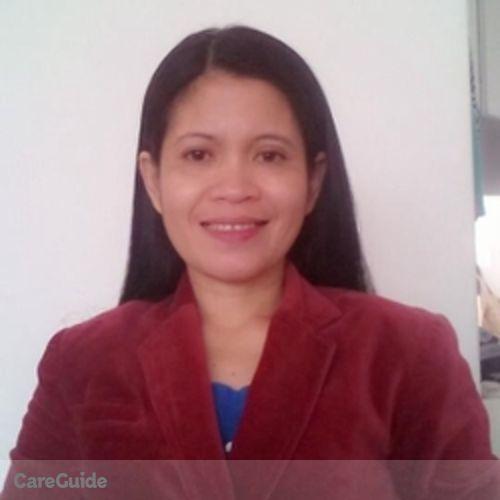 Canadian Nanny Provider Rebecca Viloria's Profile Picture