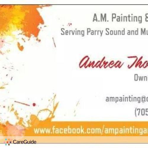 Painter Provider Andrea Thompson's Profile Picture