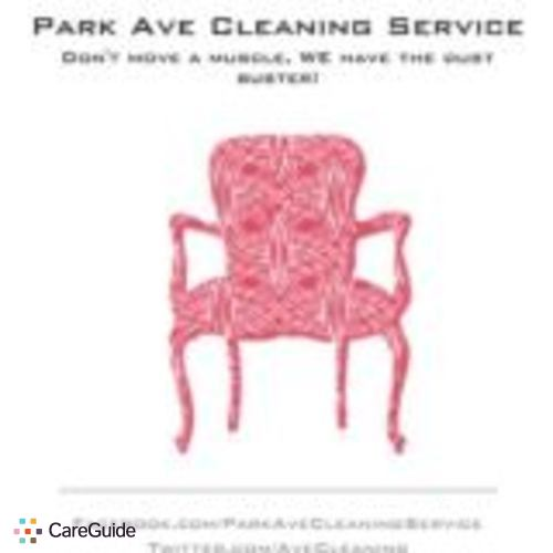 Housekeeper Provider Park Ave Cleaning Service's Profile Picture