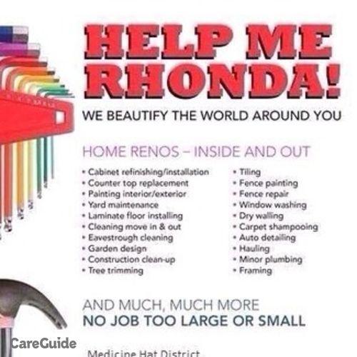 Painter Provider Rhonda J's Profile Picture