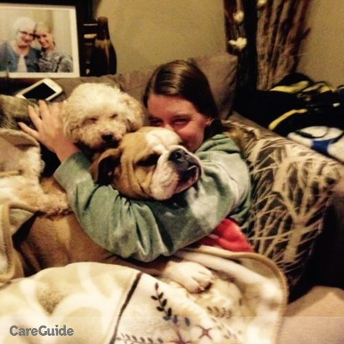 Pet Care Provider Jessica Byerly's Profile Picture