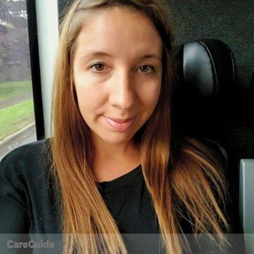 Canadian Nanny Provider Vanessa Fortin's Profile Picture
