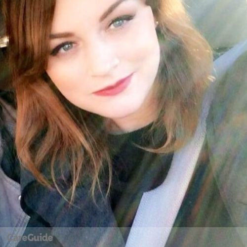 Canadian Nanny Provider Cassandra Lefebvre's Profile Picture