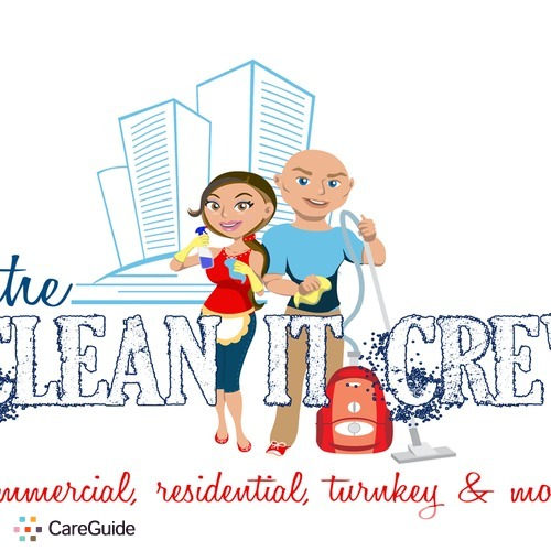 Housekeeper Provider The Clean It Crew 's Profile Picture