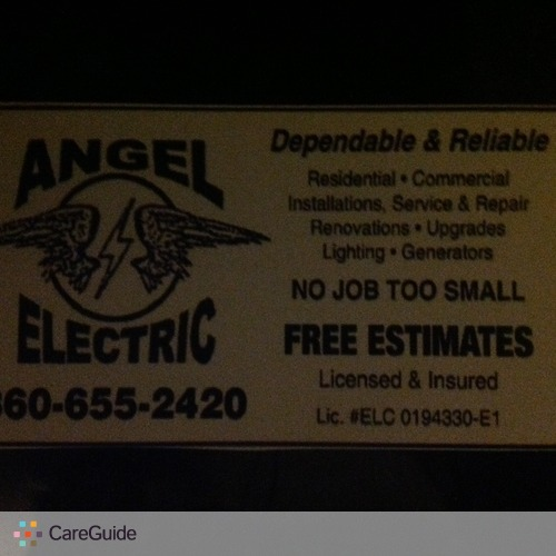 Electrician Provider Angel Electric's Profile Picture