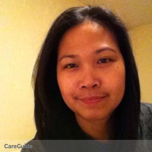 Canadian Nanny Provider Alicia Pulido's Profile Picture