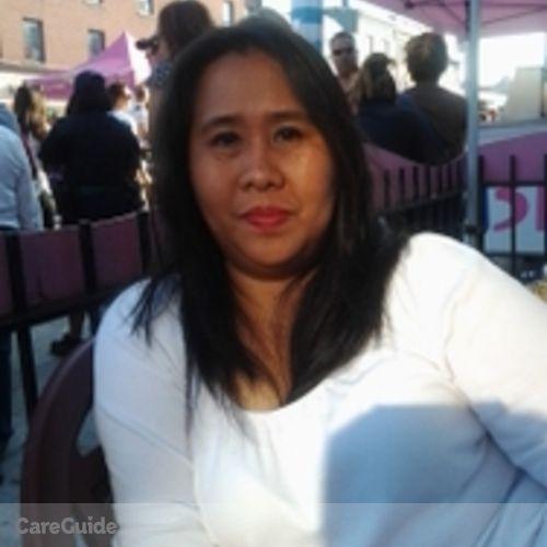 Canadian Nanny Provider Grace Ann A's Profile Picture